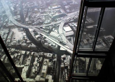 LC Snow tracks